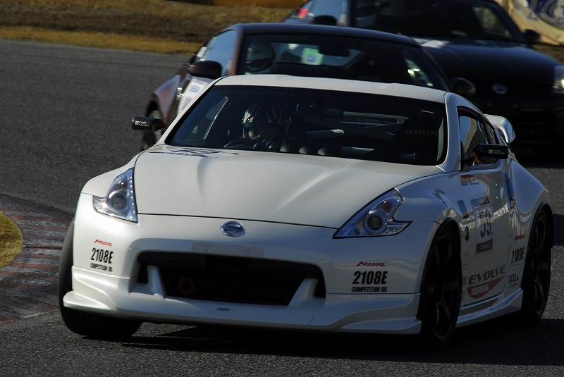 Z-Challenge レース風景